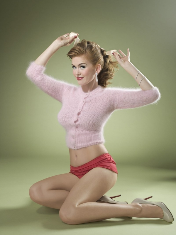 La number one: Isla Fisher