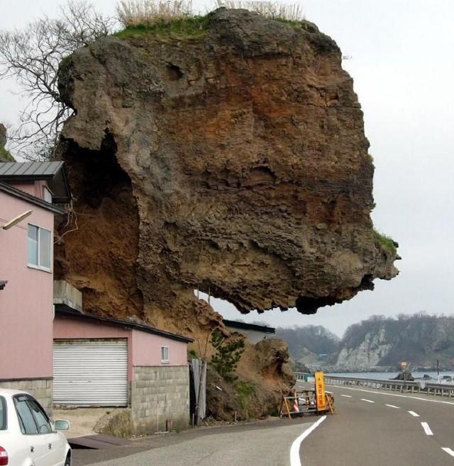 Ceci n'est PAS un glissement de terrain!