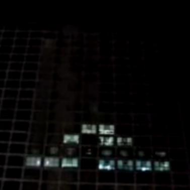 Jouer à Tetris avec un immeuble