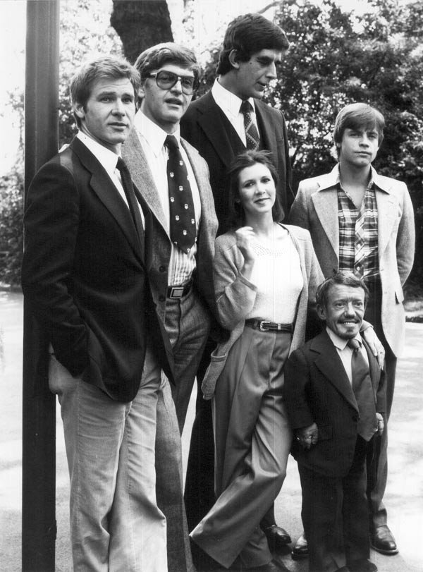 Bas les masques Star Wars