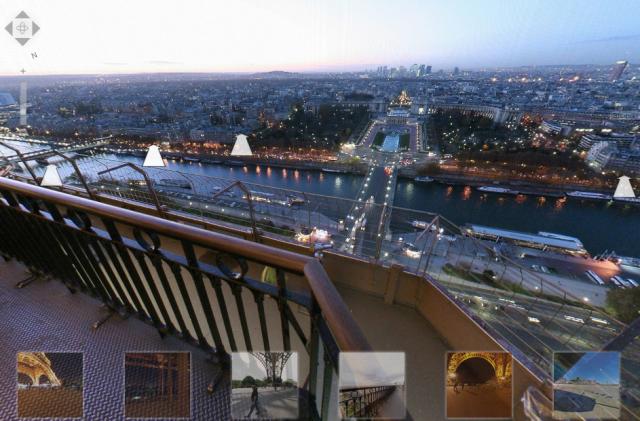 Profitez de ce coucher de soleil pour observer Paris by night