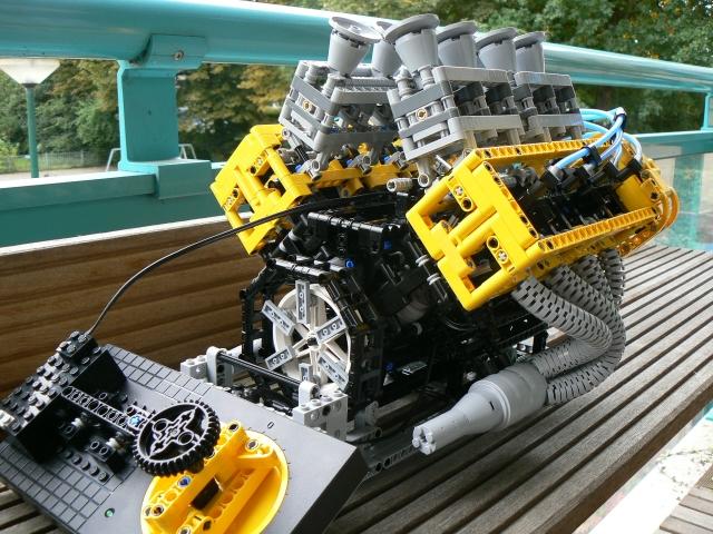 Moteur LEGO 2