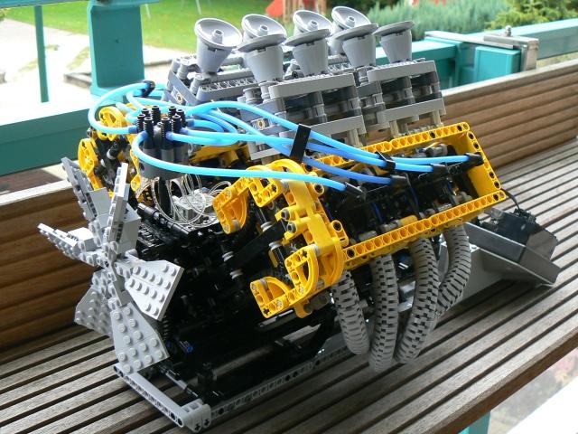 Moteur LEGO 3