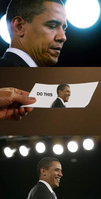 Obama do this