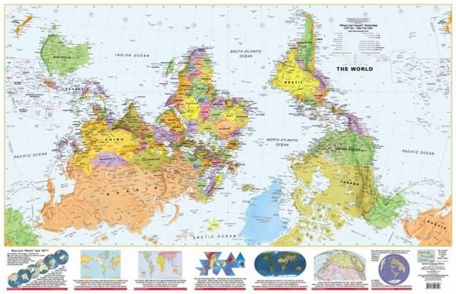 Australie géographique