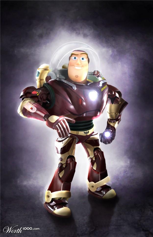 iron buzz
