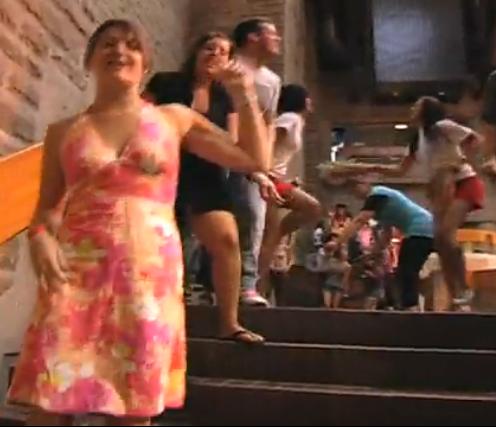 Différence entre flashmob et lipdub