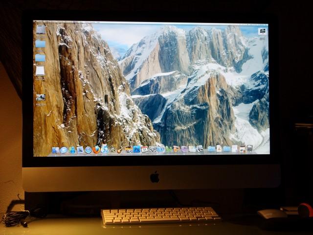 Le bel iMac 27