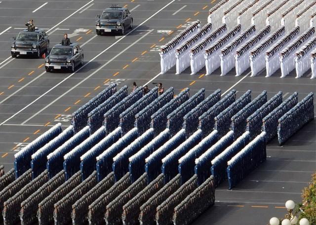 armée chinoise 1