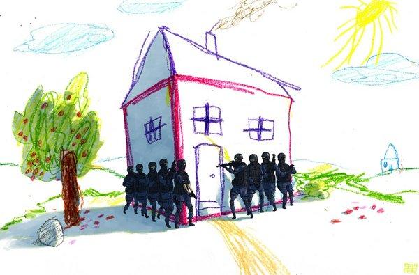 dessine moi une maison