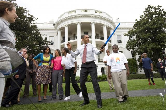 En fait Obama c'est Mc Leod