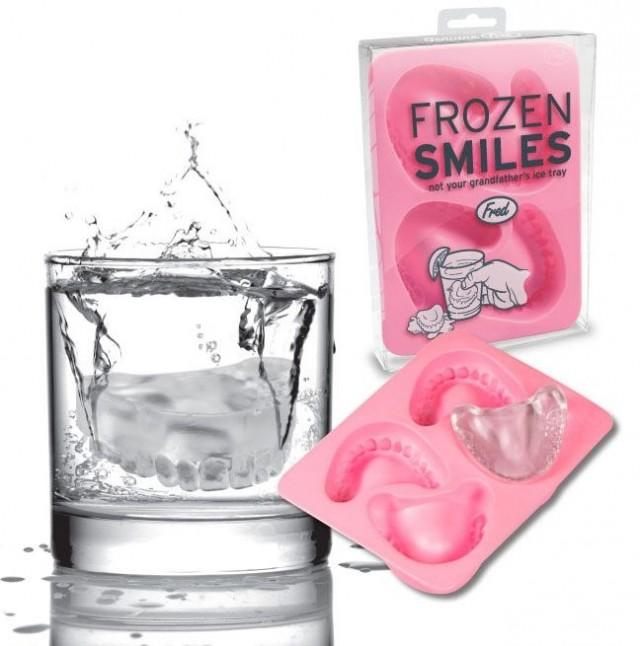 Glaçons dentier