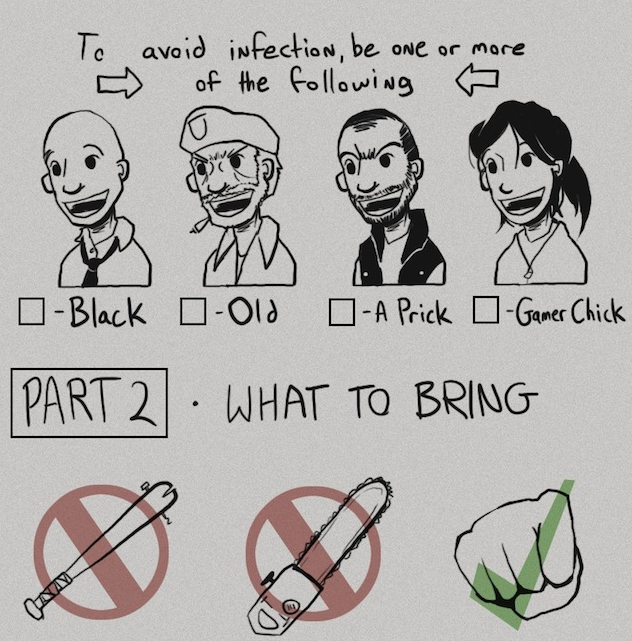 What I Learned from L4D