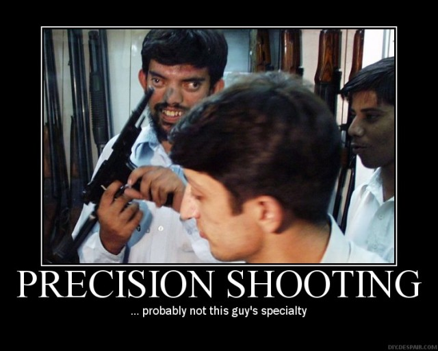 precision shooting