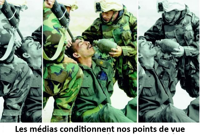 Medias nous conditionnent
