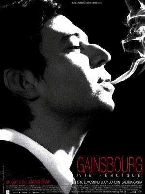 Critique du film Gainsbourg: vie héroïque