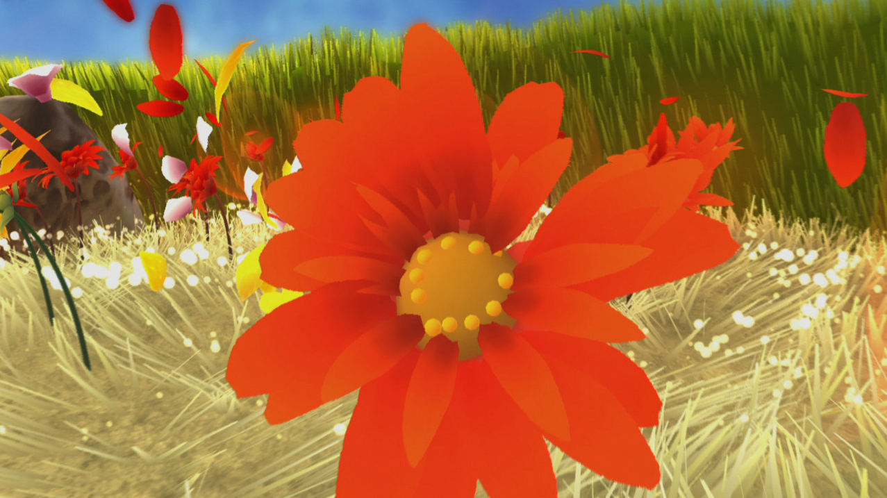 {Test} Flower sur PS3