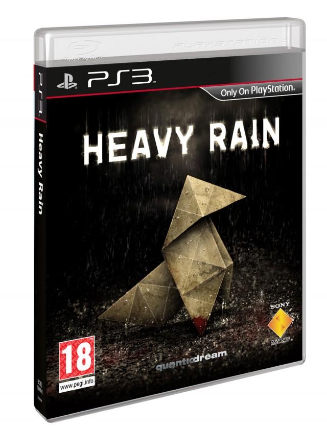 heavy rain packaging
