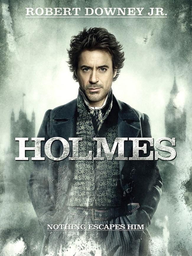 Critique du film Sherlock Holmes