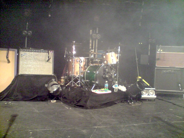Eiffel en concert à Niort le 11 mars 2010