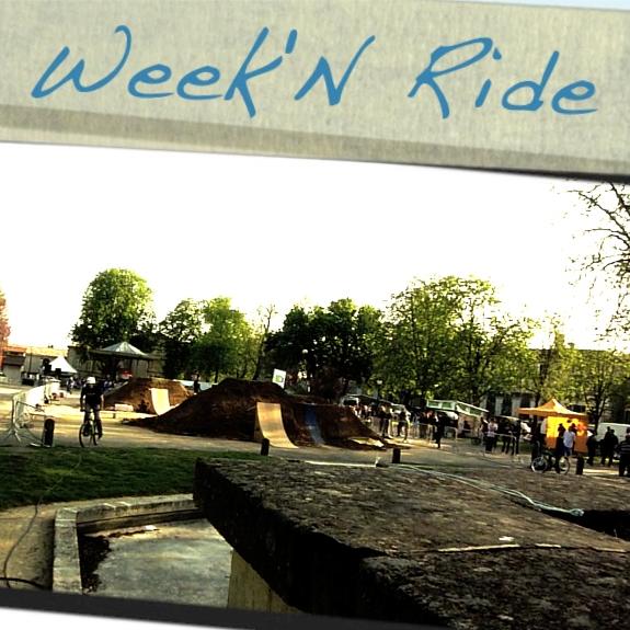 {Vidéo} Week'N Ride Bmx Contest à Fontenay: un succès!