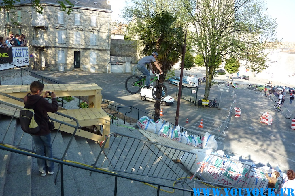Week'N Ride Bmx Contest à Fontenay - Place Viète