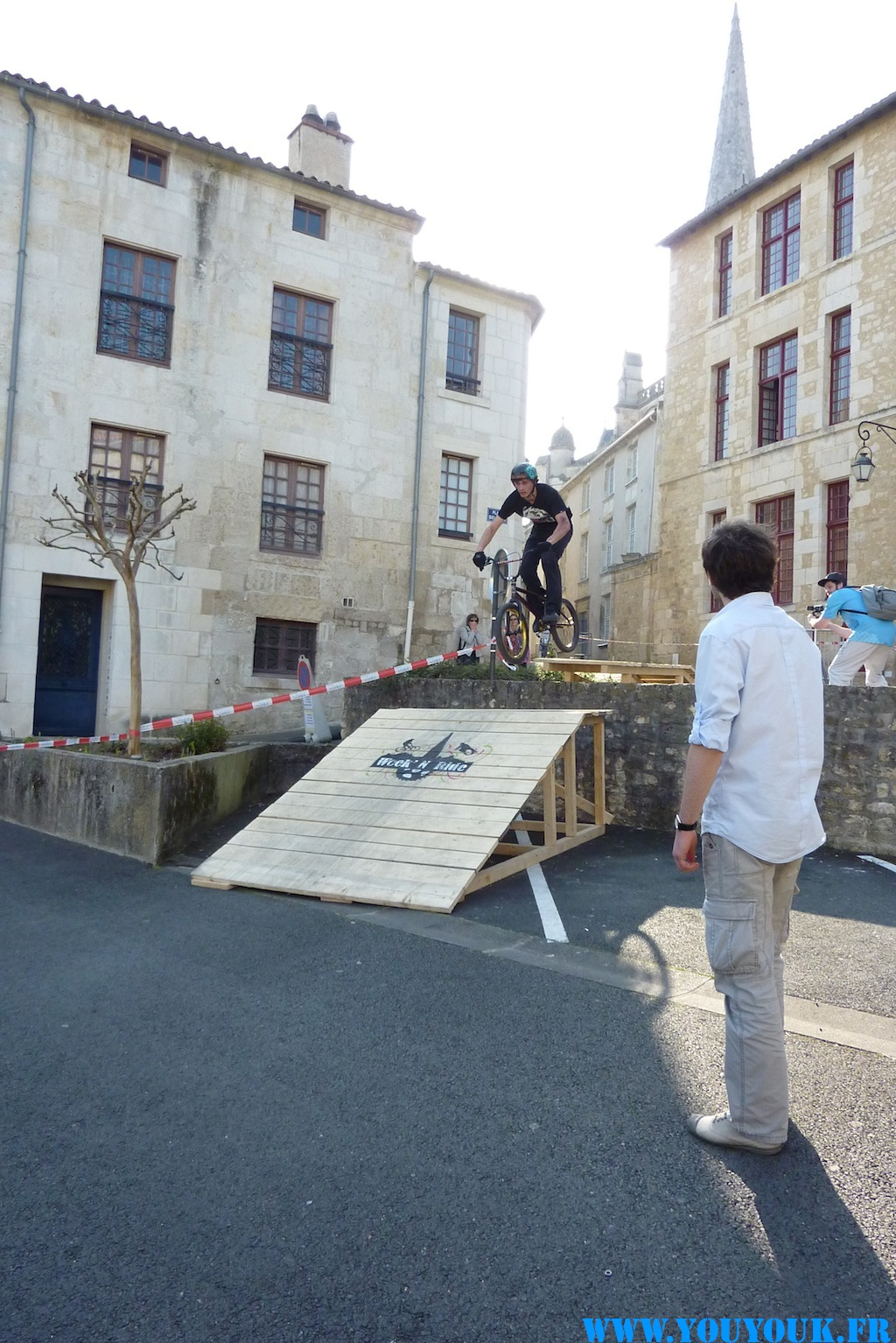Week'N Ride Bmx Contest à Fontenay - Place Belliard