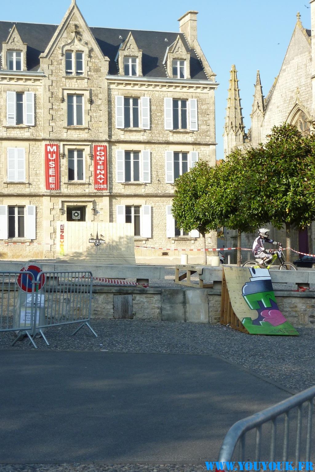 Week'N Ride Bmx Contest à Fontenay - Musée