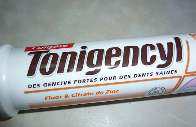{Fail} Tonigencyl le dentifrice des cancres