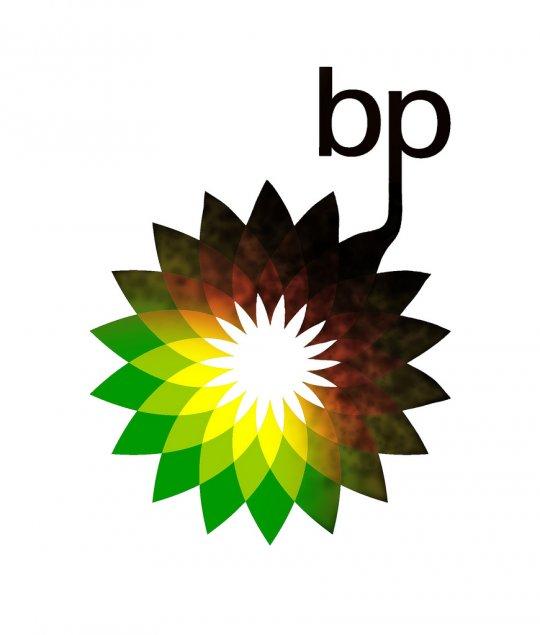 Le nouveau logo de BP