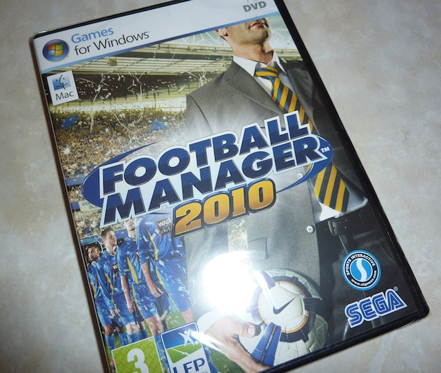 Gagnez Football Manager 2010 PC Mac