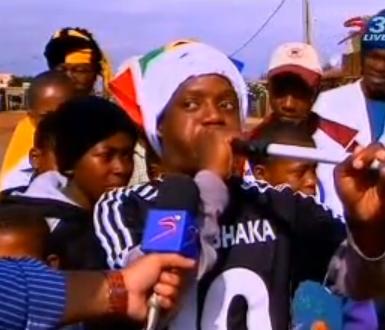 Coupe du Monde de Vuvuzela