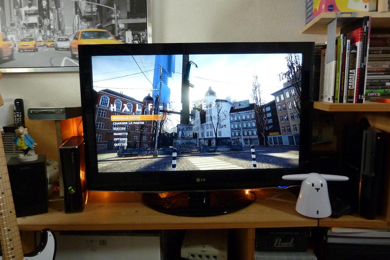 4 - Installation finale Xbox 360 Slim