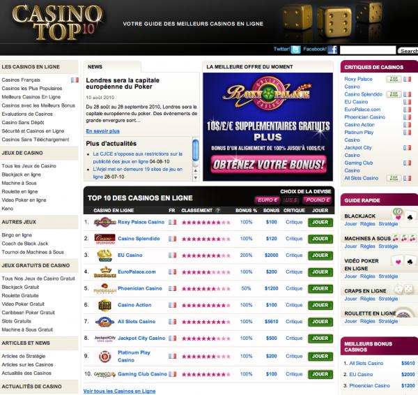 What are the best Aussie online casinos?