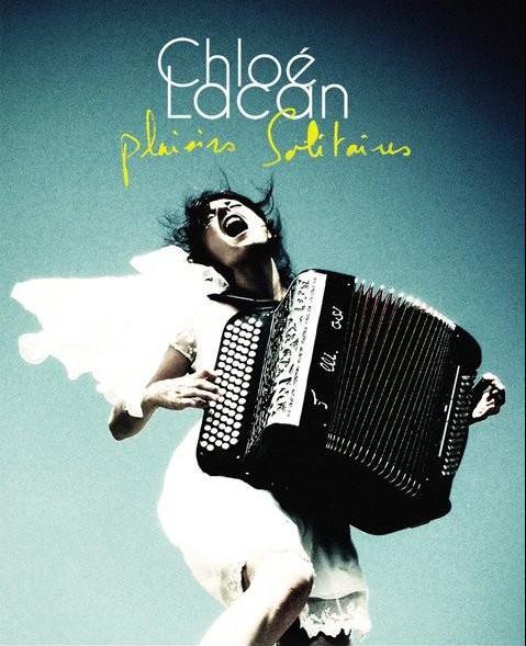 Affiche Chloé Lacan - Plaisirs solitaires