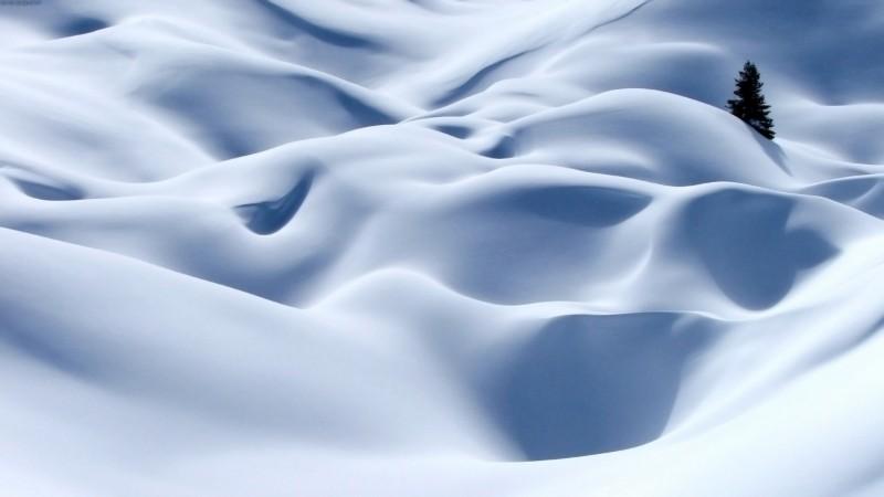 Folie blanche
