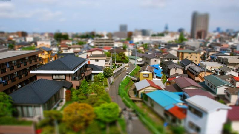 Tokyo tilt