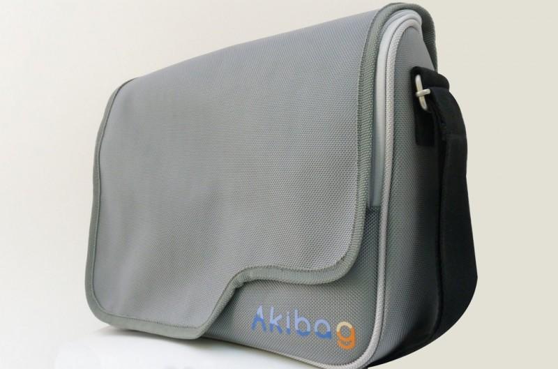 Akibag, la sacoche qu'elle est bien pour votre netbook