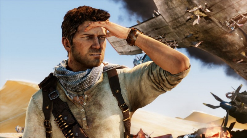 {PS3} Artworks de présentation d'Uncharted 3: Drake's Deception