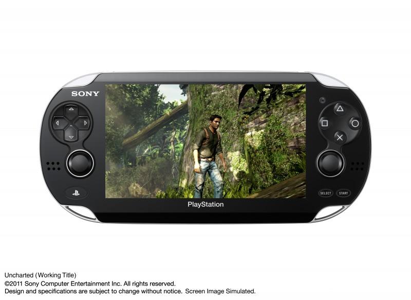 NGP ex PSP2 Visuel écran menus