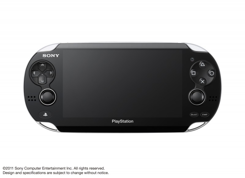 Photo HD du NGP de Sony la nouvelle PSP2 - Photo éteinte