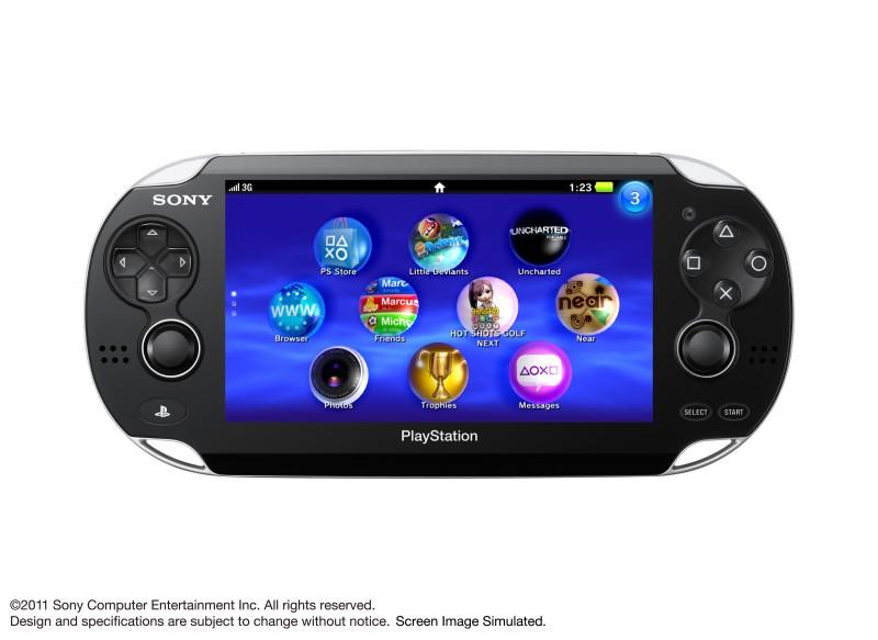 Dossier de présentation de la remplaçante de la PSP: bienvenue au NGP de Sony