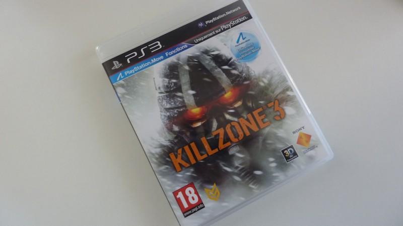 {test} Killzone 3