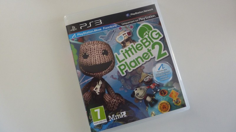 {test} Little Big Planet 2