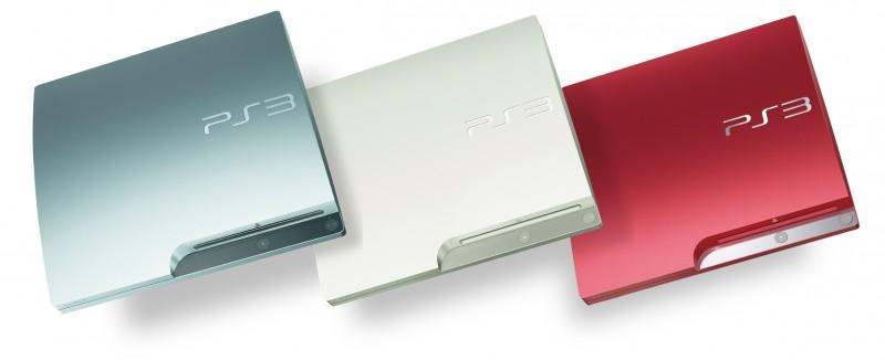 Edition limitée pour la Playstation 3 Slim