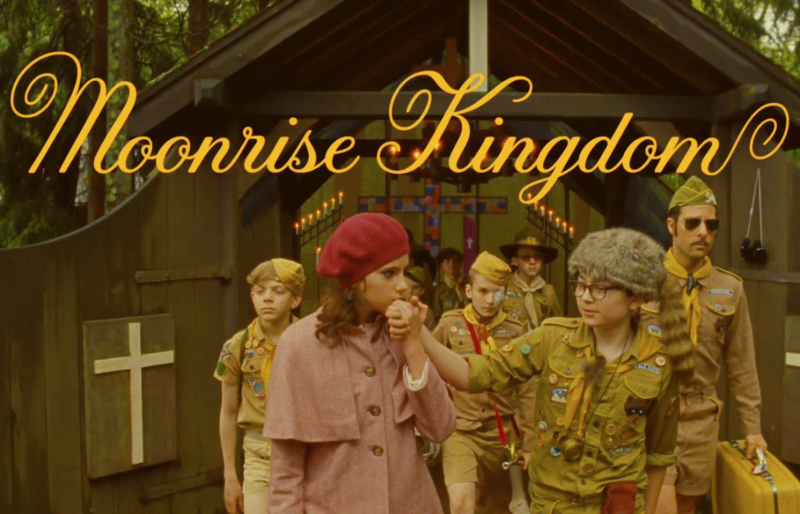 {Critique} Moonrise Kingdom
